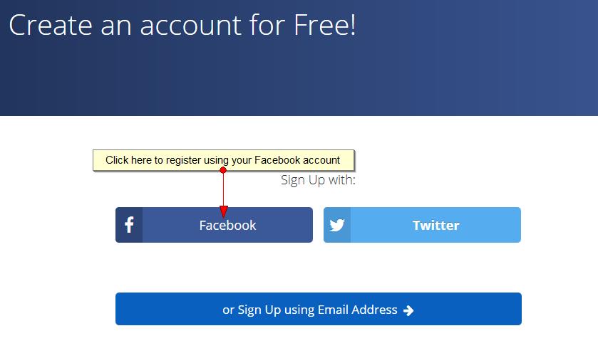 register using your facebook account live streaming manual v6 0 rh revmediatv com User Manual Template Instruction Manual
