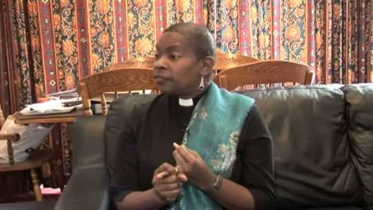 The Queen's Chaplain on 'Women in Ministry'