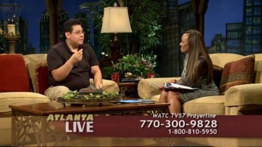 Dr. David Yanez on Atlanta Live (Oct. 2015)
