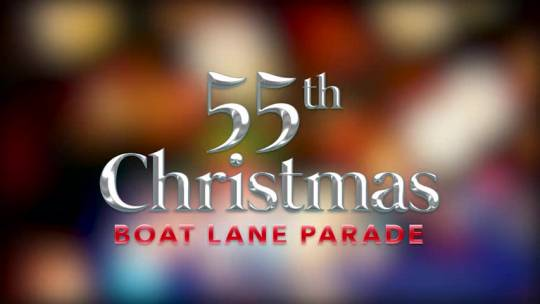 55th Annual Christmas Boat Lane Parade