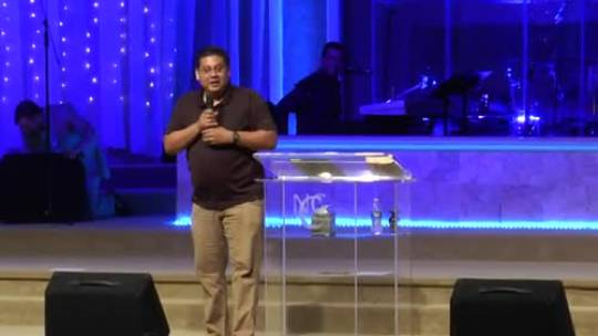 Igniter of Faith Part 1-Dr. David Yanez