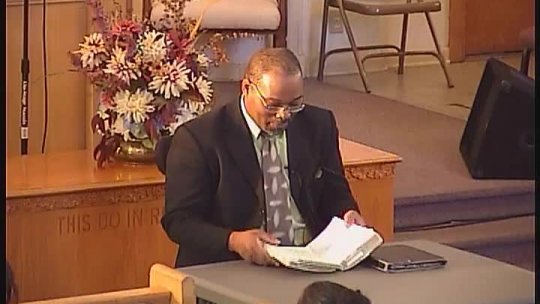 Bible Class -