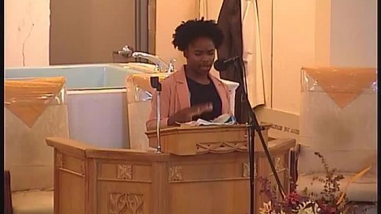 Holy Ghost Explosion (HGE) - Evang. Jayme Moore (Christ Temple Joliet) -