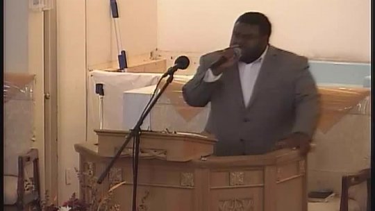 Holy Ghost Explosion - Pastor James Sears -