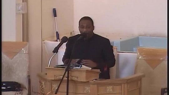 Sunday Morning service - Bishop Jerry Baldwin -