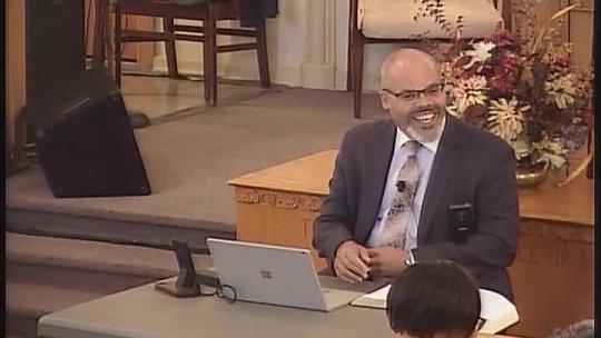 50th / 40th Anniv./Conv. Bible Class - Suff. Bishop Michael Bellamy - God Can part 3 - Autorecord Aug 31, 2017 08:08 PM