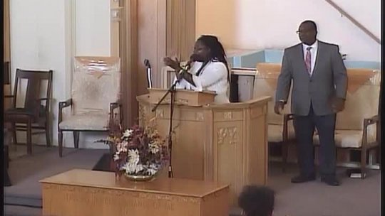 Sunday Morning Service - Elder Gregory Michael Powell -