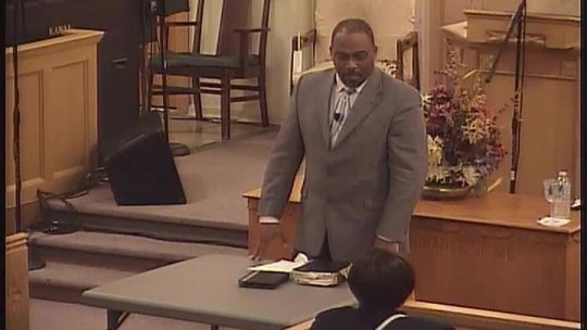 Bible Class - Bishop Jerry Baldwin - The Great Falling Away