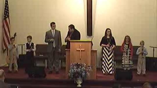 The Craig Family Gospel Sing