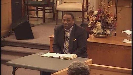 Bible Class - Bishop Jerry Baldwin, Pastor - (Series) The Great Falling Away (Part II)