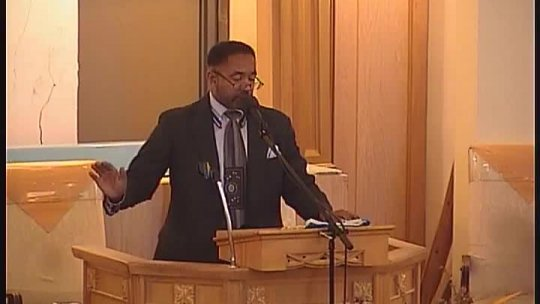 Sunday Morning Service - Bishop Jerry Baldwin, Pastor -