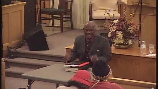Annual BIBLE Conference 2017 - Guest Teacher Bishop Robert McKinstry - Subject (Series); The Hearers and Doers of God's Word #2.