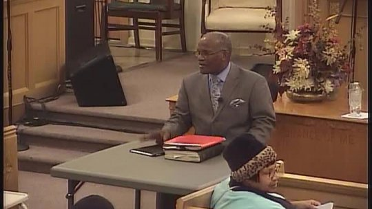 Annual BIBLE Conference 2017 - Guest Teacher Bishop Robert McKinstry - (Series) The Hearers and Doers of God's Word #4.