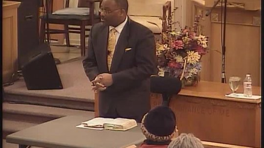 Bible Class - Bishop Jerry Baldwin - The Great Falling Away;