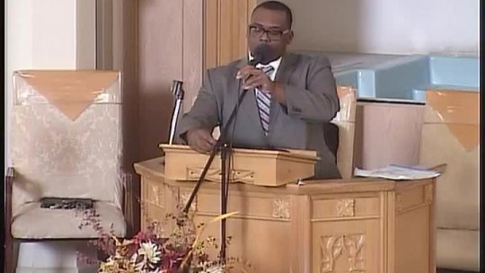 Sunday Morning Worship Service - Elder Gregory Michael Powell -