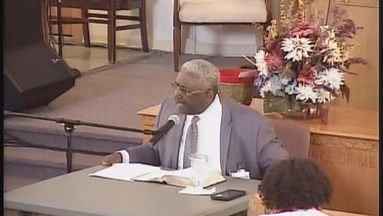 Wisconsin State District Council 2018 Bible Class - District Elder Jerome Austin -