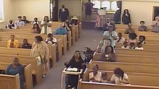 HOLY GHOST Explosion - Guest Speaker Evangelist Jayme Moore (Joliet, IL) -