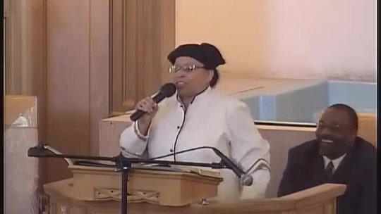 HOLY GHOST Explosion - Speaker Evangelist Jayme Moore -