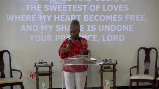 The Foolishness of Unbelief -Min. Maxine Collins