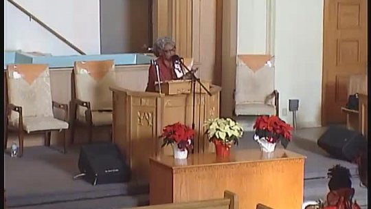 Sunday Morning Worship Service - Bishop Jerry Baldwin, Jr. - Pastor - Subject: